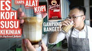 Download Video ES KOPI SUSU KEKINIAN Tanpa Alat Kopi ! - RESEP dr. Ray Leonard Judijanto MP3 3GP MP4