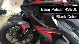 Video Pulsar RS 200 Black Colour Tone | Looks | Keys | At Showroom 2017 | India MP3, 3GP, MP4, WEBM, AVI, FLV Oktober 2017