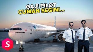 Video Bukan 60 juta, Gaji Pilot ternyata cuman segini... MP3, 3GP, MP4, WEBM, AVI, FLV September 2019