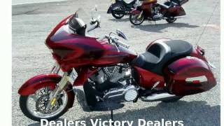 8. 2014 Victory Cross Country Tour Base -  Top Speed Dealers Transmission superbike Features