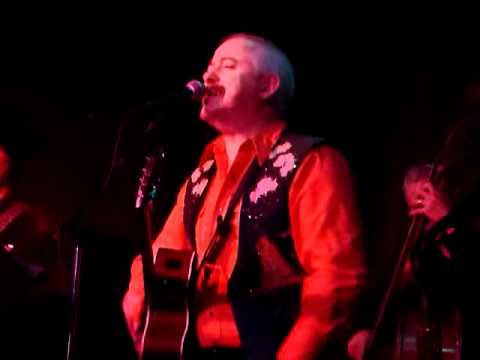 Jon Langford & The Western Elstons - There Stands The Glass