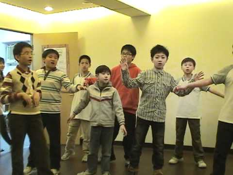 2011拉縴人少年兒童合唱團寒假音樂營