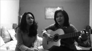 Melly goeslaw Potret - Bunda (Cover with my mum)