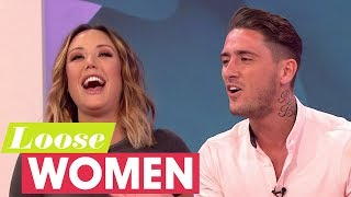 Subscribe now for more! http://bit.ly/1VGTPwA Charlotte Crosby and Stephen Bear are very happily loved up, but how will they fare in a game of Mr & Mrs? From series 21, broadcast on 13/07/2017Like, follow and subscribe to Loose Women!Website: http://bit.ly/1EDGFp5YouTube: http://bit.ly/1C7hxMyFacebook: http://on.fb.me/1KXmWdcTwitter: http://bit.ly/1Bxfxtshttp://www.itv.comhttp://www.stv.tv