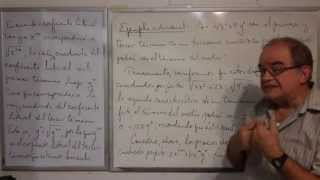 Algebra Intermedia - Lección 13 - B (completando Trinomios Cuadrados Perfectos)