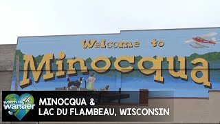 Minocqua (WI) United States  city pictures gallery : Minocqua & Lac du Flambeau, Wisconsin