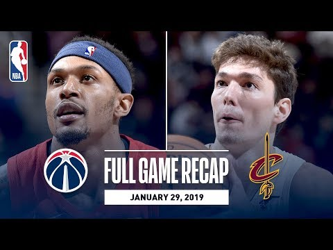 Video: Full Game Recap: Wizards vs Cavaliers | Clarkson & Osman Lead CLE