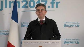 Video Présidentielle 2017: la déclaration de Jean-Luc Mélenchon en intégralité MP3, 3GP, MP4, WEBM, AVI, FLV Oktober 2017