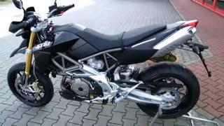 8. Aprilia SMV 750 Dorsoduro 2010 Motorrad HD Video
