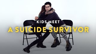 Nonton Kids Meet A Suicide Survivor   Kids Meet   Hiho Kids Film Subtitle Indonesia Streaming Movie Download