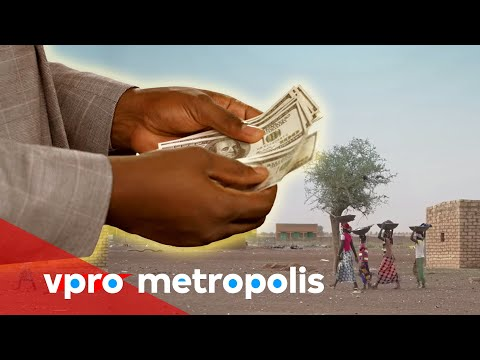 Sharing your salary with the whole villige in Burkina Faso - VPRO Metropolis