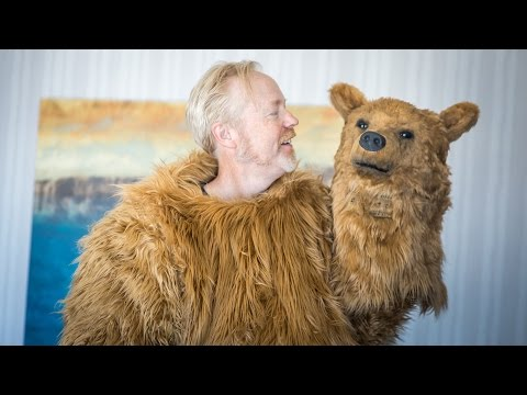 Adam Savage Went Incognito At This Year s ComicCon Dressed As The Bear From The