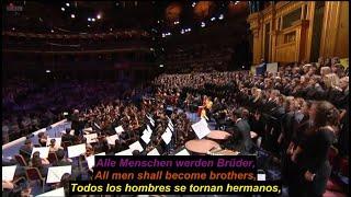 """Video Sinfonía Nº 9, en re menor, Op. 125 """"Coral"""". Ludwig van Beethoven (Germ./ Engl./ Span. subtitles) MP3, 3GP, MP4, WEBM, AVI, FLV Maret 2019"""