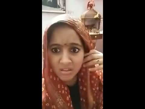Funny video Bhojpuri moms and a girl