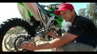 9. 2010 Kawasaki KX450F First Impression Video