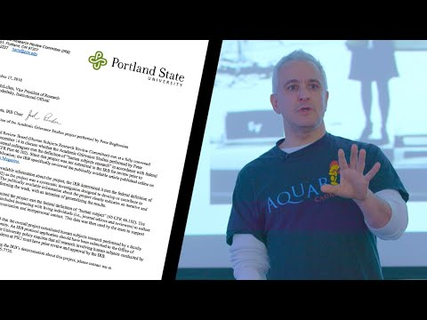 PSU Accuses Peter Boghossian of Ethical Misconduct