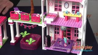 MEGA Bloks Barbie Build n Style
