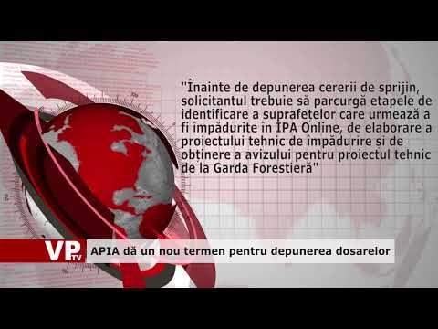 APIA dă un nou termen pentru depunerea dosarelor