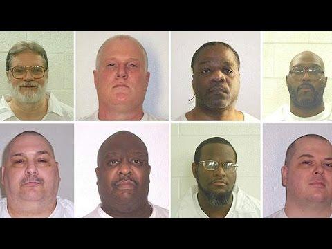 Αρκάνσας: Η δικαιοσύνη «μπλόκαρε» προσωρινά τις εκτελέσεις 7 θανατοποινιτών