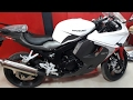 Sports Bike Episode 1  Hyosung GT250R  Price Details Review and Walkaround waptubes
