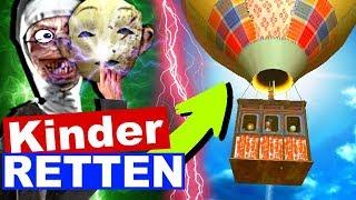 So ein episches Ende: Die Kinder Retten   Evil Nun Update 1.6.0