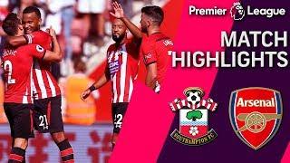 Southampton v. Arsenal   PREMIER LEAGUE MATCH HIGHLIGHTS   12/16/18   NBC Sports