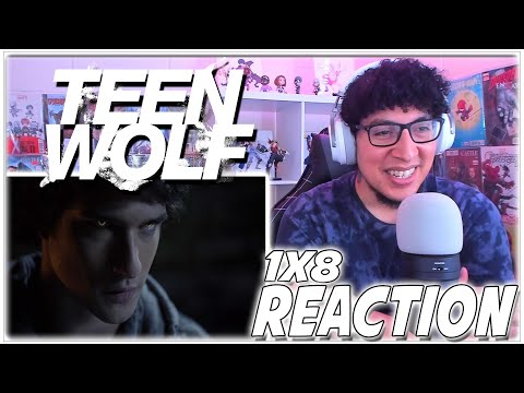 FIRST FULL MOON   Teen Wolf 1x8 REACTION   Season 1 Episode 8