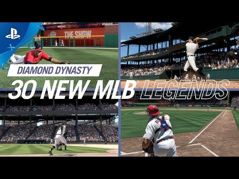 MLB The Show - Diamond Dynasty Trailer | PS4 - Thời lượng: 33 giây.