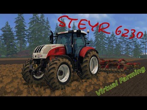 Steyr 6230 CVT v1