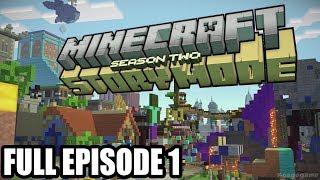 Minecraft Story Mode Season 2 FULL EPISODE 1 Gameplay Walkthrough - No Commentary►Playlist: https://www.youtube.com/playlist?list=PLjen7U7PlzEoDNoPE4JEYnuXl0Sb2Awjc►Twitter : https://twitter.com/Xcagegame►Future Walkthroughs / Gameplays: http://goo.gl/wCvNro►Nintendo ID/ PSN / Xbox Live: Cageccc /Switch: SW-1782-6512-8513► No Commentary Gameplay Walkthrough by Xcagegame►Game Informations :