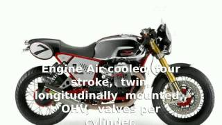 5. Moto Guzzi V7 Clubman Racer  Specs Details