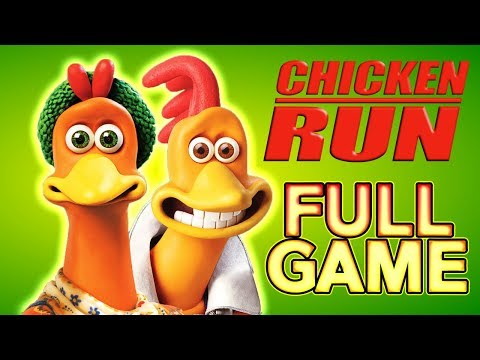 Chicken Run Source Code