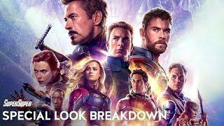Avengers: Endgame Special Look Breakdown in Hindi | SuperSuper