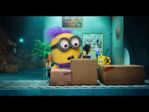 Despicable Me 2 Mini Movies  Panic in the Mailroom