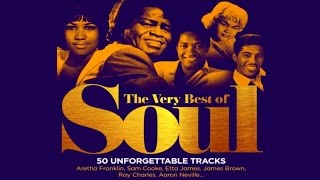 The Very Best of Soul - Aretha Franklin, Sam Cooke, James Brown...