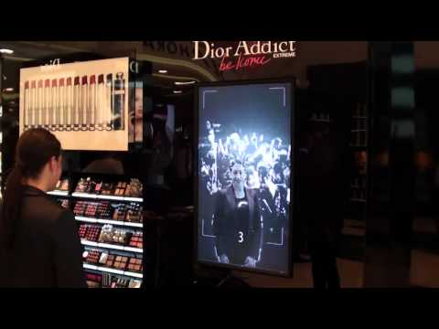 Paparazzi teaser Dior Milan