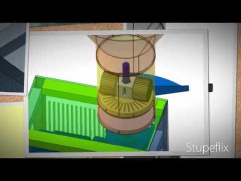 Straw Pelleting press-Presa de peleti din paie-Straw briquetting press