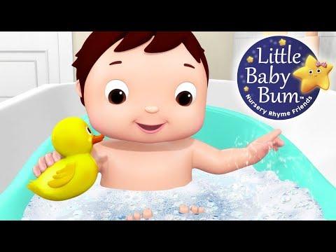 Video songs - Bath Song  Part 2  Nursery Rhymes  Original Songs By LittleBabyBum!