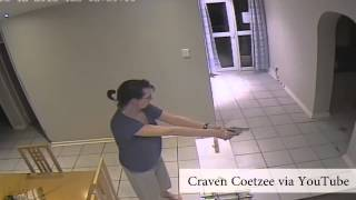 Video WATCH: Woman fires shots at home intruders MP3, 3GP, MP4, WEBM, AVI, FLV September 2019