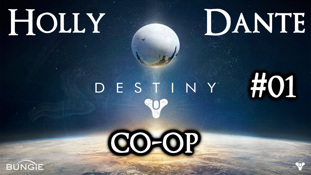 DESTINY #01 Holly & I CO-OP Destined to Die [HD+] ♦ Let's Play