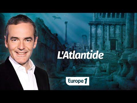 Au cœur de l'Histoire: L'Atlantide (Franck Ferrand)