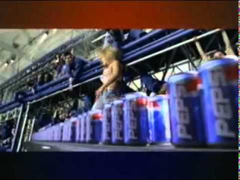 Banned Commercials Britney Spears Pepsi Commercial