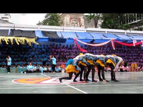 กีฬาสี อัสสัมชัญศึกษา สีฟ้า 2011