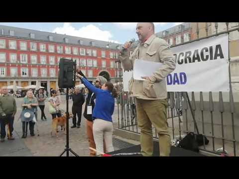 🔴 En Vivo Desde La Plaza Mayor / CONCENTRACION CONTRA EL PUCHERAZO
