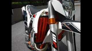 7. KTM 450exc Six Days 2013