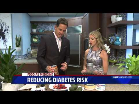 Using Food to Reverse Type II Diabetes