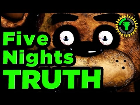 theory - FREE FOOD!! ▻▻ https://naturebox.com/matpat Join the Theorists! ▻▻ http://bit.ly/1qV8fd6 Another SCARY THEORY for Halloween! This time, by your popular request, FIVE NIGHTS AT FREDDY'S....