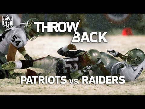 Video: Patriots vs. Raiders: A History of Controversy & Super Bowls | NFL History