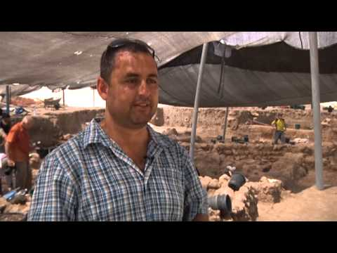 פרויקט ארכיאולוגי בינלאומי בתל-סאפי
