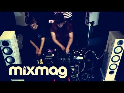 BONDAX deep house & disco set in Mixmag's Lab